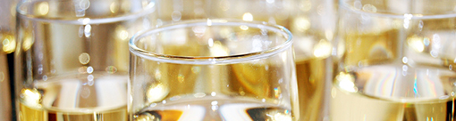 Champagne : chic, des bulles !