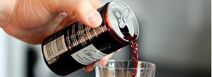 La petite canette de vin s'impose à l'export