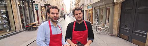 Un concept novateur apporte de la Savoie à Paris