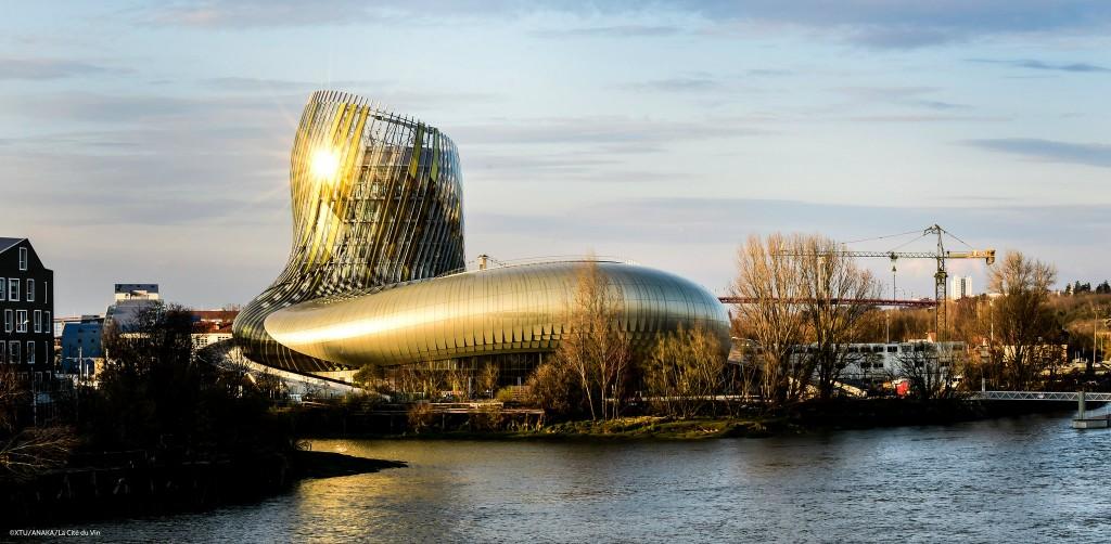Crédits : Anaka - Cité du vin de Bordeaux
