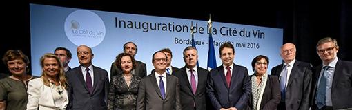La Cité du vin à Bordeaux : nouvelle vitrine de la viniculture française